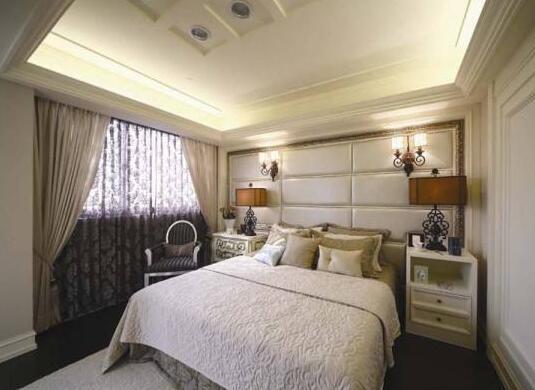 房間的床怎樣擺放風水好?圖解床朝向擺放禁忌