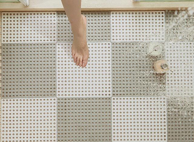 浴室防滑垫选什么样的比较好?解读您所不知道卫生间防滑垫秘密