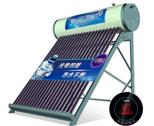 太阳能热水器安装图  这才是太阳能热水器正确安装步骤
